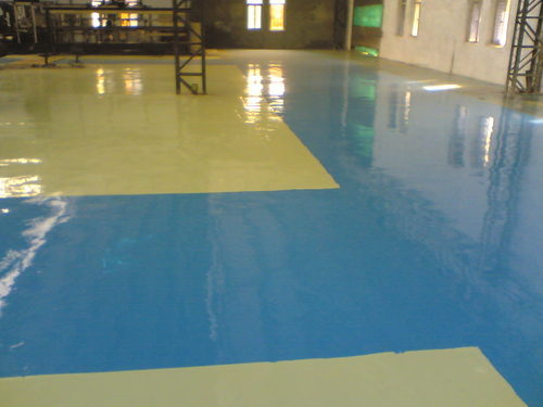 Epoxy Floorings