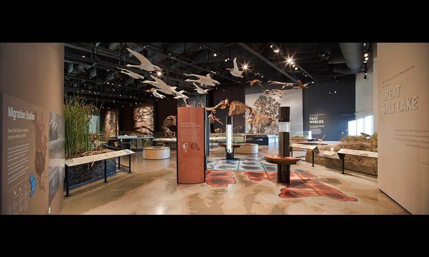 Utah Exhibit Design