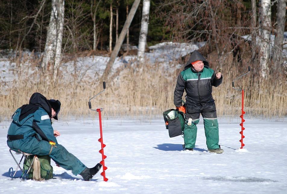ice fishing boots